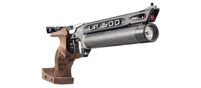 pistola ad aria compressa Bignami Walther LP500