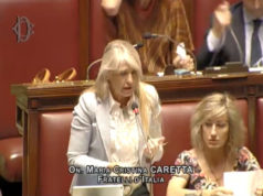 Maria Cristina Caretta alla Camera su caccia in deroga