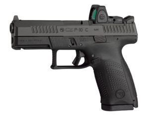 pistola compatta CZ P10 C Optics Ready