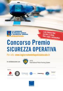 Concorso per agenti di polizia locale, concorso premio sicurezza operativa