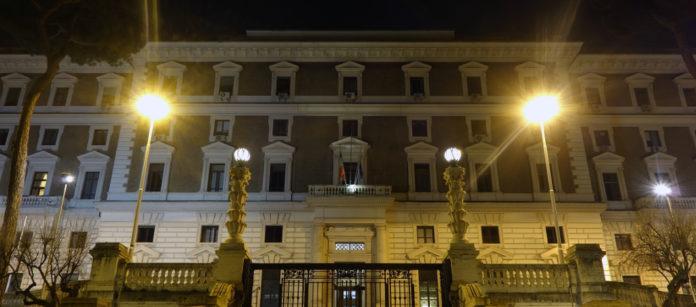 Palazzo del Viminale: la circolare del ministero dell'Interno sulla Direttiva armi