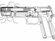 Sig Sauer brevetto pistola silenziata