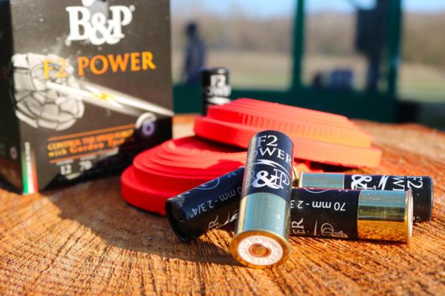 migliori cartucce da tiro Baschieri e Pellagri F2 Power