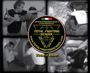 corso di difesa personale Varese Total Fighting School