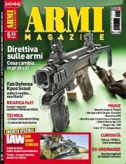 Copertina Armi Magazine Novembre 2018