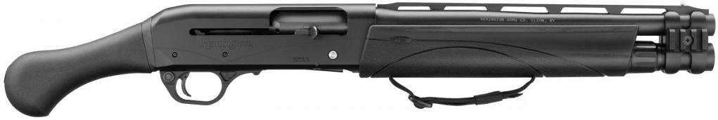 Remington V3 TAC-13 vista laterale