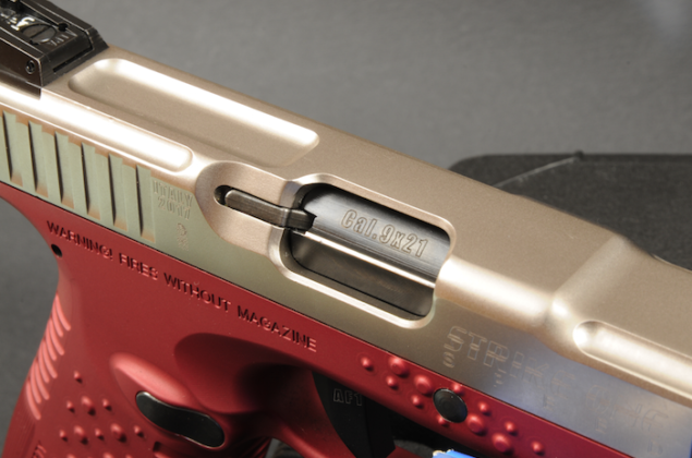 Arsenal Firearms Strike One Ergal 7