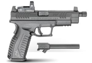 Springfielg Armory XD(M) OSP pistola con canna filettata sostituibile