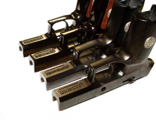 i nomi delle pistole Sig Sauer M17