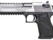 Pistola magnum research desert eagle calibro 50 ae