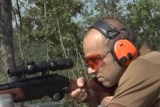 Prova a fuoco della carabina Winchester SXR Vulcan Battue calibro 9,3x62 mm