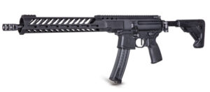 carabina in calibro 9 mm Sig Sauer MPX