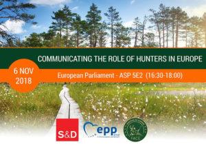 conferenza comunicare la caccia