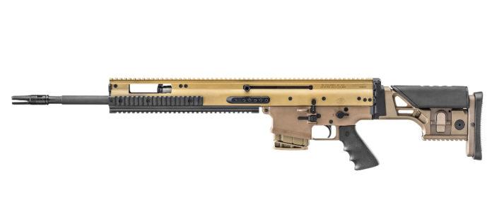 fucile di precisione fn scar 20s