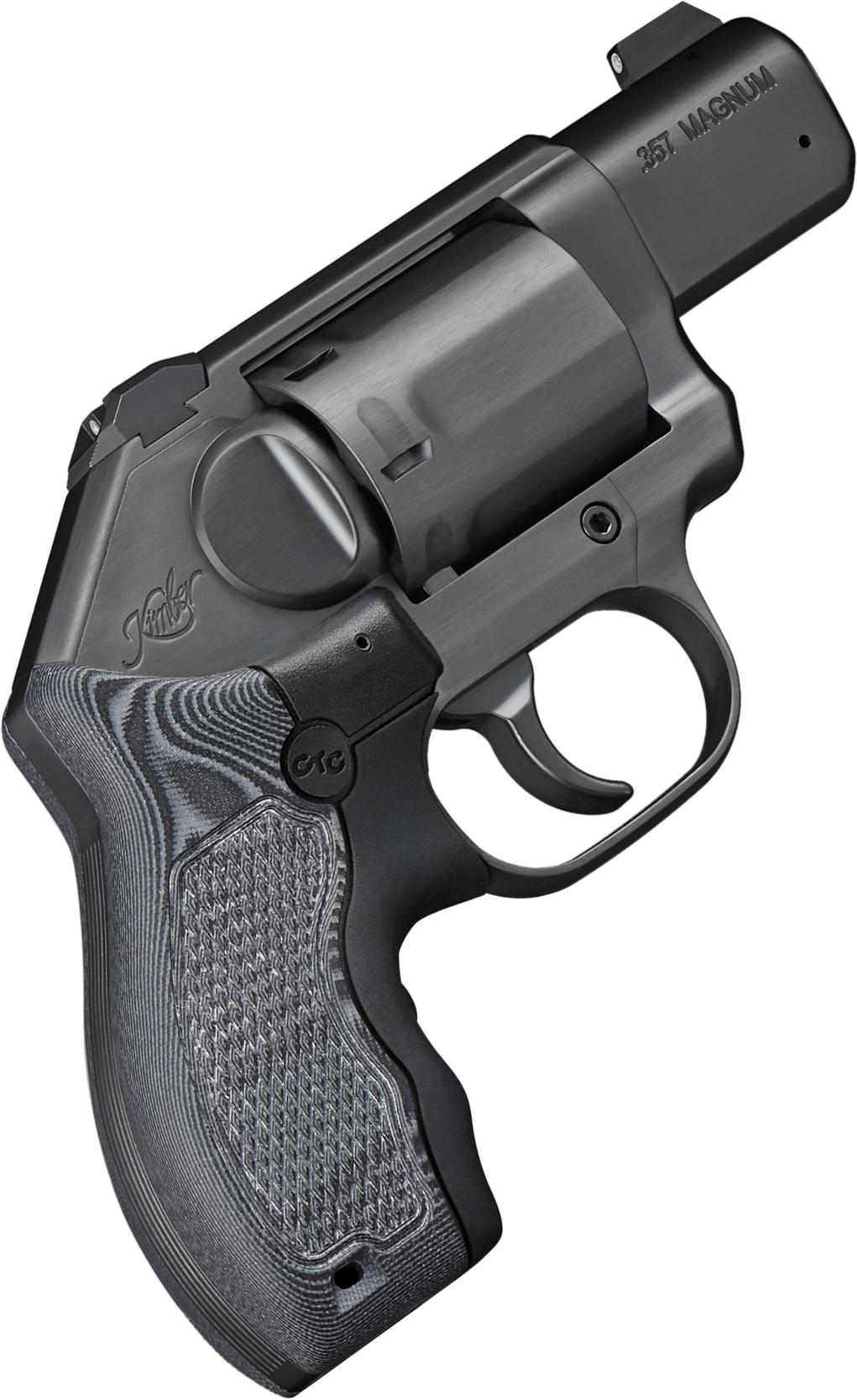 kimber K6S DC revolver - Armi Magazine
