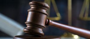 martello del giudice consiglio di stato sul ricorso per la restituzione del porto d'armi