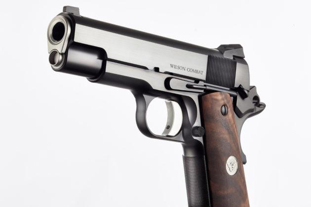 pistola wilson combat super commander special di trequarti