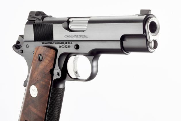 pistola wilson combat super commander special vista da destra