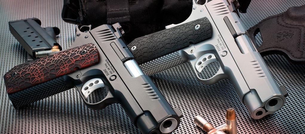 pistole custom Ed Brown Evo KC9 e KC9-G4