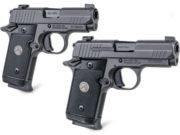 pistole micro-compatte sig sauer legion p-938 p-238