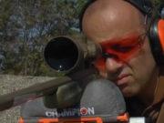 prova a fuoco della carabina Browning Compo Atacs Au Combo