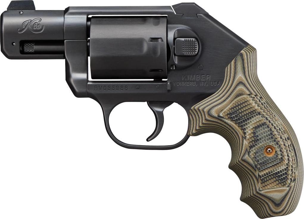 revolver Kimber K6S TLE - Armi Magazine