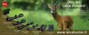 acquistare un'ottica da caccia Leica in promozione