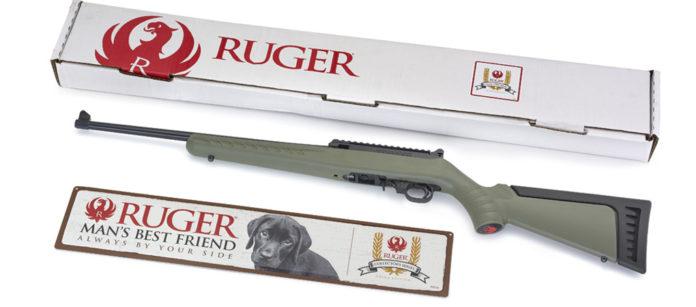 La terza edizione delle carabine da collezione Ruger 10-22