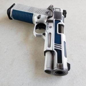 Star Wars e la pistola custom di Chris Costa