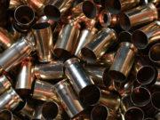 bossoli vuoti per corso di ricarica munizioni