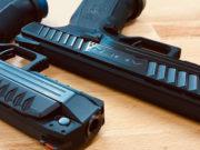 pistole in edizione limitata laugo arms alien