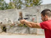 tiratore con pistola - il calendario degli eventi di tiro dinamico sportivo