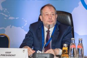 vladimir lisin nuovo presidente dell'issf