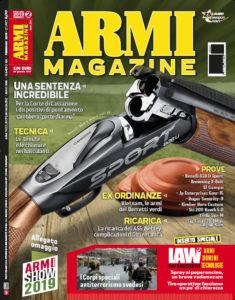 Armi Magazine febbraio 2019