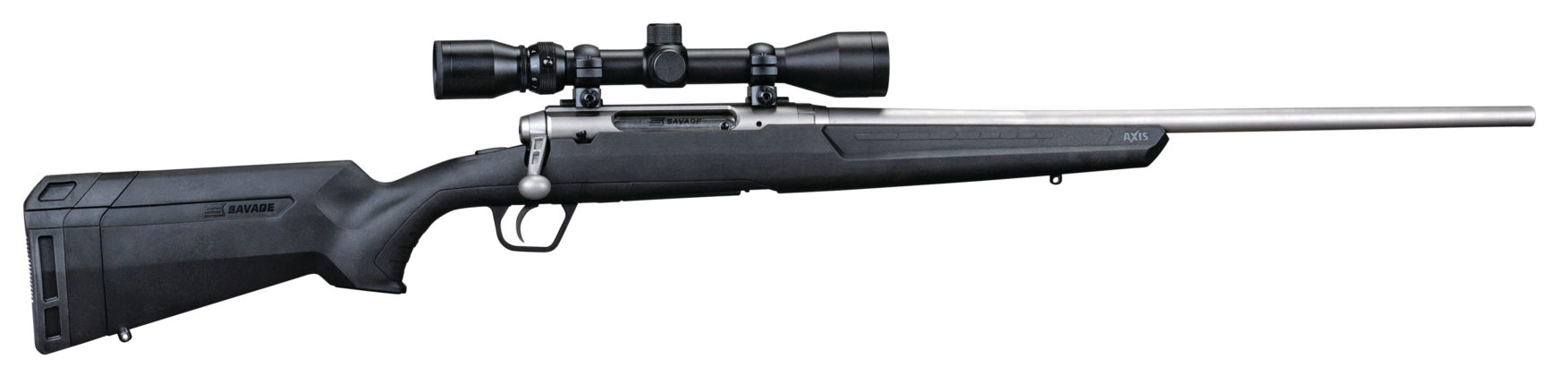AxisXP stainless Savage