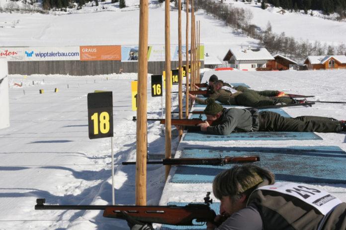 Biathlon dei cacciatori a Ridanna la 20ª edizione