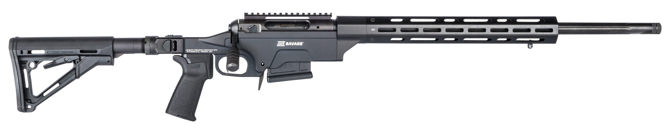 Model 10 Ashbury Precision Rifle Savage