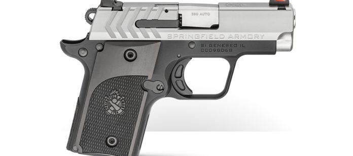 Pistola compatta Springfield Armory 911 Alpha steel