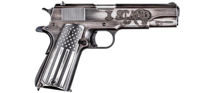 Pistola custom 1911 Auto Ordnance I Stand