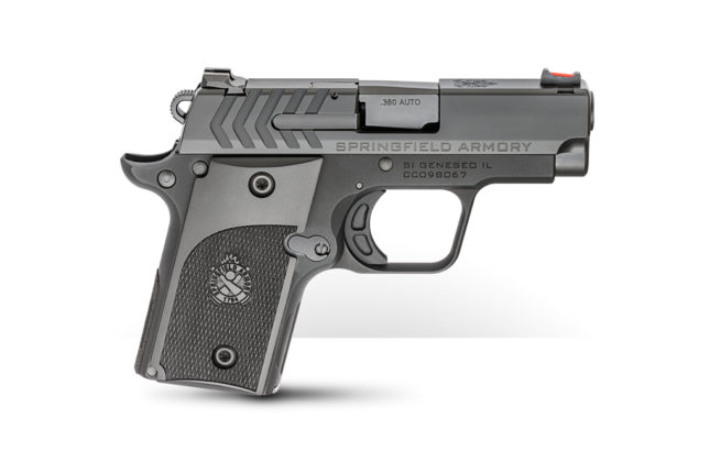 Pistole compatte Springfield Armory 911 Alpha black