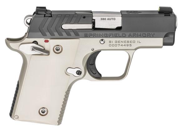 Platinum Graphite Springfield Armory