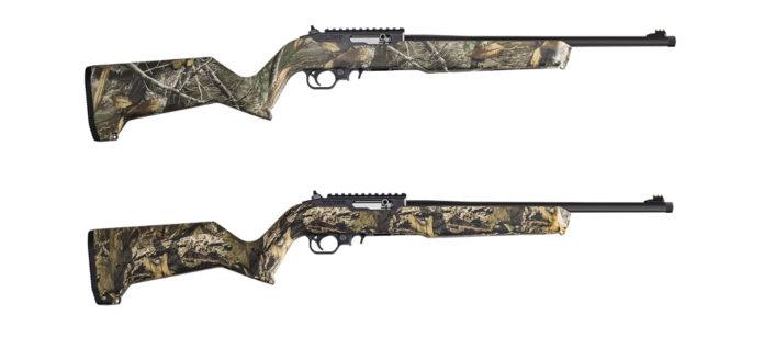 carabine camo Thompson Center T CR22