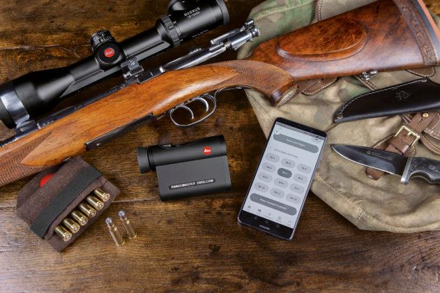 fucile, ottica, munizioni e telemetro CRF 2800 COM