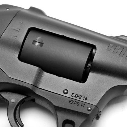 il tamburo del revolver standard manufacturing s-333 volleyfire
