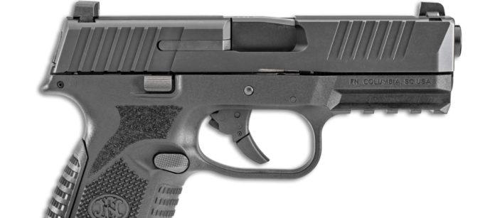 nuove pistole FN 509