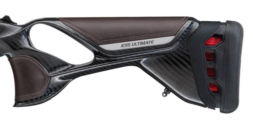 pad per assorbimento del rinculo blaser k95 ultimate