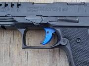 pistola Walter Q5 Match Steel Frame