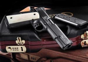 pistola artigianale Nighthawk Custom Vip Black