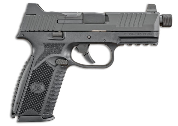 pistola striker fired Fn 509 Tactical BLK