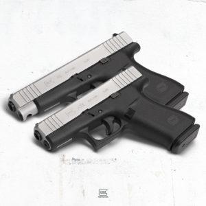 pistole compatte glock g43x e g48